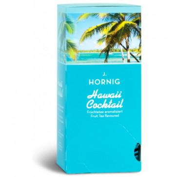 Ceai de fructe, 25 plicuri/cutie, J. HORNIG Hawaii cocktail