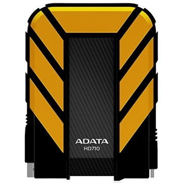 HDD extern ADATA DashDrive Durable HD710 1TB 2.5 inch USB 3.0 yellow