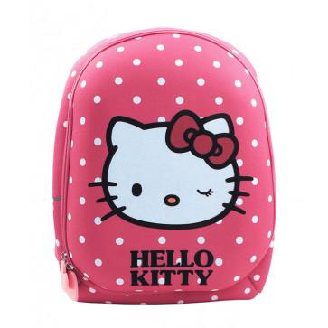 Ghiozdan, clasele 1-4, 2 fermuare, PIGNA Hello Kitty