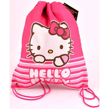 Sac sport, roz, PIGNA Hello Kitty