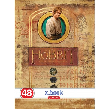 Caiet A5, 48 file, matematica, HERLITZ x.book HOBBIT