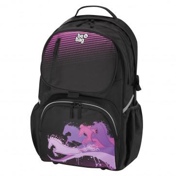 Rucsac ergonomic, HERLITZ Be.Bag Cube Horse Power