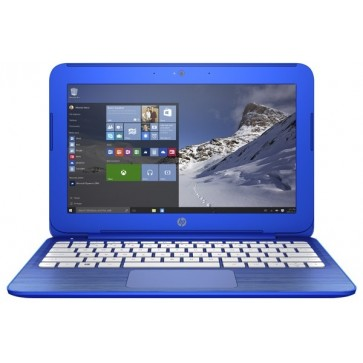 "Laptop HP Stream 11-r000nq, 11.6"", Intel® Celeron® N3050 pana la 2.16GHz, 2GB, eMMC 32GB, Windows 10"