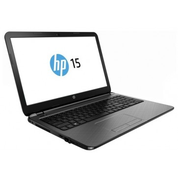 "Laptop HP 15-r205nq, Intel® Core™ i5-5200U pana la 2.7GHz, 15.6"", 4GB, 1TB, nVIDIA GeForce GT 820M 2GB, Free Dos"