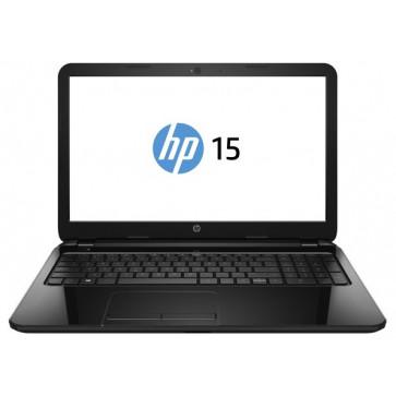 "Laptop HP 15-r208nq, Intel® Pentium® N3540 pana la 2.66GHz, 15.6"", 4GB, 500GB, Intel® HD Graphics, Free Dos"