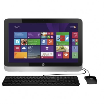 "Sistem All in One, 21.5"" Touch, AMD Quad Core A4-6210 1.8GHz, 4GB, 500GB, AMD Radeon HD 8330, Windows 8.1, HP 22-2000nq"