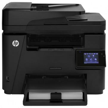 Multifunctional laser monocrom HP LaserJet Pro MFP M225dw, A4, USB, Retea, Wi-Fi