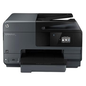 Multifunctional inkjet color HP Officejet Pro 8610 e-All-in-One, A4, USB, Retea, Wi-Fi, duplex