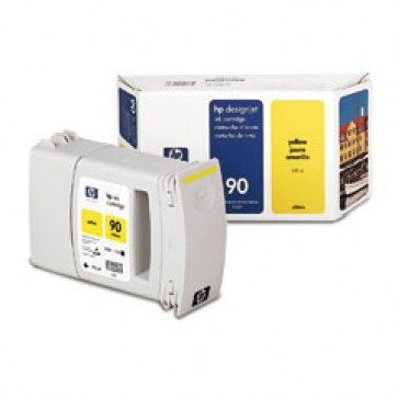 Cartus, yellow, nr. 90, HP C5064A