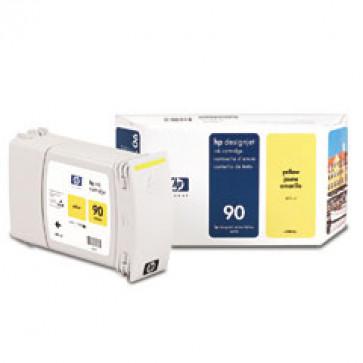 Cartus, yellow, nr. 90, HP C5065A