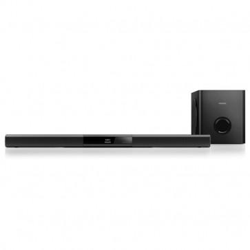Soundbar 2.1, 200W, Bluetooth, NFC, USB, PHILIPS HTL3140B/12