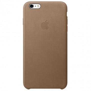 Husa de protectie APPLE pentru iPhone 6s, Piele, Brown