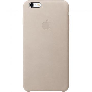 Husa de protectie APPLE pentru iPhone 6s Plus, Piele, Rose Gray