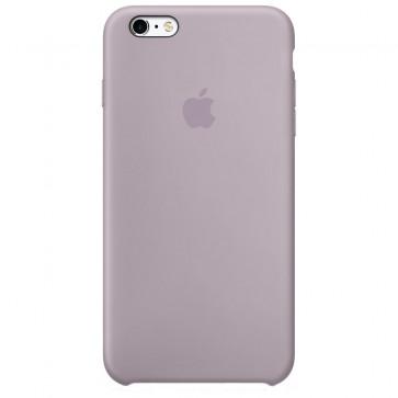Husa de protectie APPLE pentru iPhone 6s Plus, Silicon, Lavender