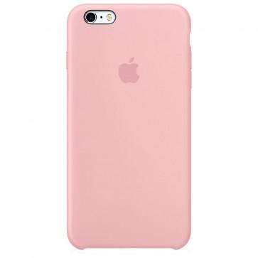 Husa de protectie APPLE pentru iPhone 6s Plus, Silicon, Pink