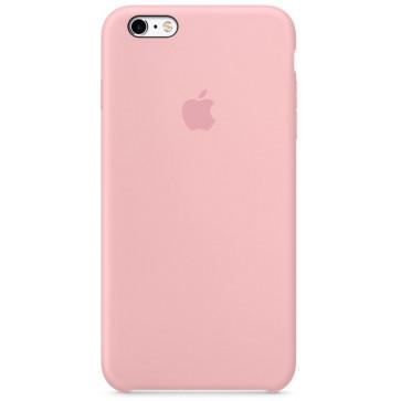 Husa de protectie APPLE pentru iPhone 6s, Silicon, Pink