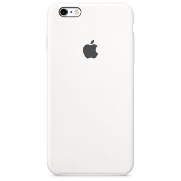 Husa de protectie APPLE pentru iPhone 6s, Silicon, White