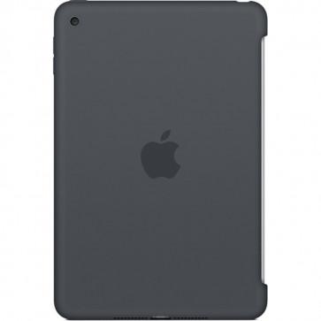 Husa APPLE Silicone Case pentru iPad Mini 4, Charcoal Grey