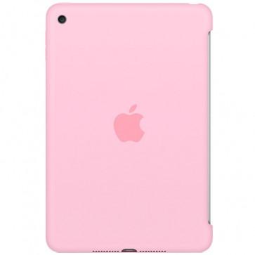 Husa APPLE Silicone Case pentru iPad mini 4, Roz