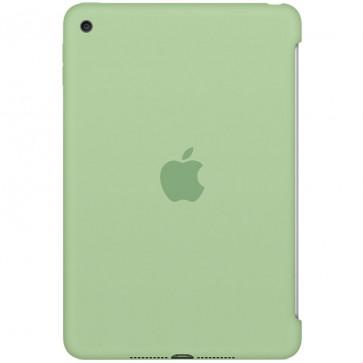 Husa APPLE Silicone Case pentru iPad mini 4, Verde