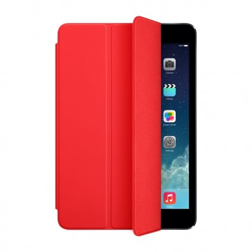 Husa APPLE Smart Cover pentru iPad Air, iPad Air 2, Red