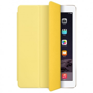 Husa APPLE Smart Cover pentru iPad Air 2, Yellow