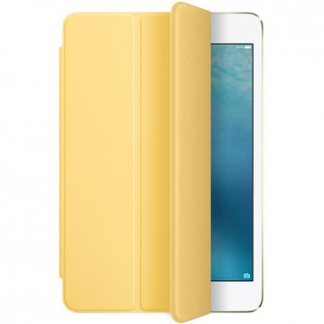 Husa APPLE Smart Cover pentru iPad mini 4, Galben