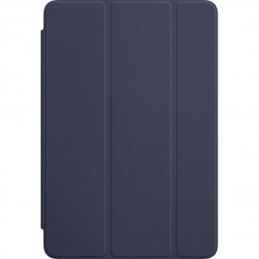 Husa APPLE Smart Cover pentru iPad Mini 4, Midnight Blue