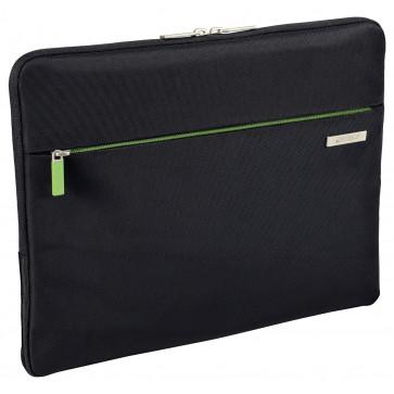 """Husa pentru laptop 13,3"""", negru, Power LEITZ Smart Traveller"""
