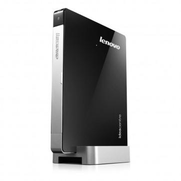 Mini Sistem PC LENOVO IdeaCentre Q190, Procesor Intel® Pentium® 2127U 1.9GHz Ivy Bridge, 4GB, 1TB, GMA HD, FreeDos