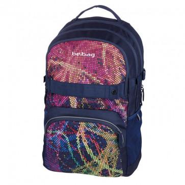 Rucsac ergonomic, HERLITZ Be.Bag Cube Confetti