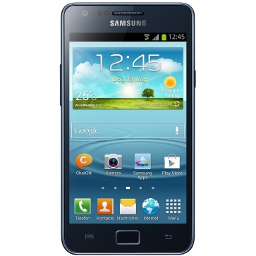 Smartphone, Blue Gray, SAMSUNG I9105 Galaxy S2 Plus