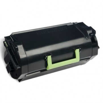 Toner, black, LEXMARK 52D2X00
