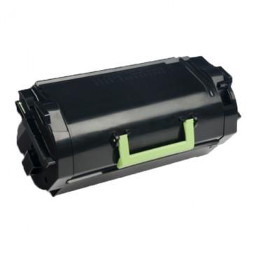 Toner, negru, LEXMARK 52D2H00