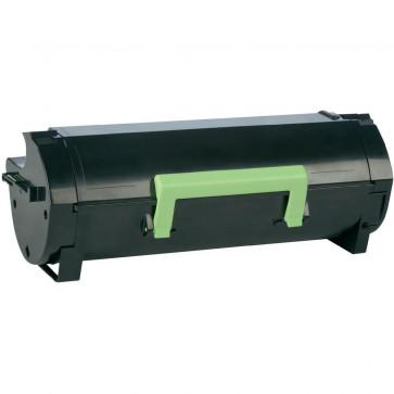 Toner, black, LEXMARK 50F2X00