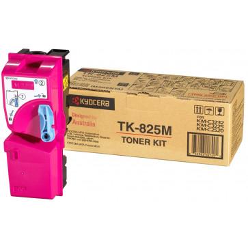 Toner, magenta, 7000 pagini, KYOCERA TK-825M