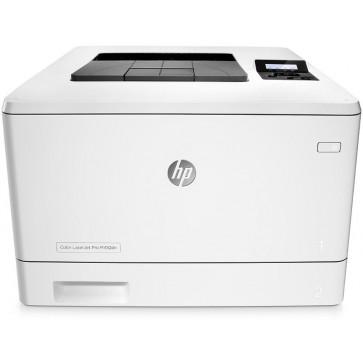 Imprimanta laser color HP LaserJet Pro M452dn, A4, USB, Retea, Duplex