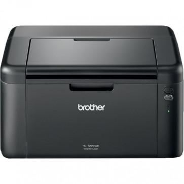 Imprimanta laser monocrom BROTHER HL-1222WE, A4, USB, Wi-FI