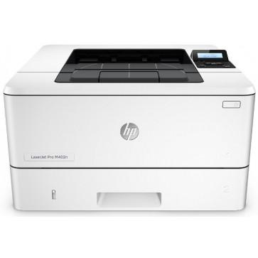 Imprimanta laser monocrom HP LaserJet Pro M402dn, A4, USB, Retea, Duplex