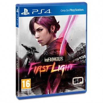 inFAMOUS - First Light PS4