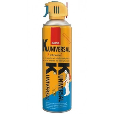 Insecticid, 500 ml, SANO K-Universal