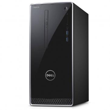 Desktop PC DELL Inspiron 3650 MT, Procesor Intel® Core™ i5-6400 2.7GHz Skylake, 8GB DDR3, 1TB HDD, GeForce 730 2GB, Win 10 Home