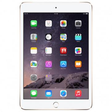 """Apple iPad mini 3 16GB cu Wi-Fi, Dual Core A7, Ecran Retina 7.9"""", Gold"""