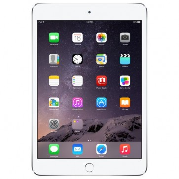 "Tableta, 16GB cu Wi-Fi, Dual Core A7, Ecran Retina 7.9"", Silver, APPLE iPad mini 3"