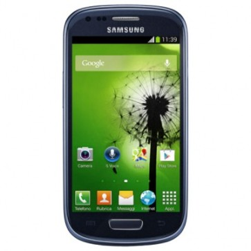 "Smartphone, 4"", 5MP, Wi-Fi, blue, SAMSUNG I8200 Galaxy S3 mini Value Edition"