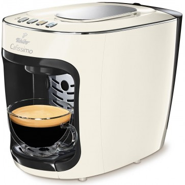 Aparat de cafea, 650ml, TCHIBO Cafissimo MINI Classy White