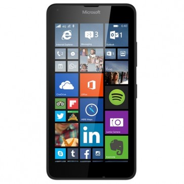 "Smartphone MICROSOFT Lumia 640 XL, 5.7"", 13 MP, 1GB RAM, 8GB, 4G, Quad Core, Black"