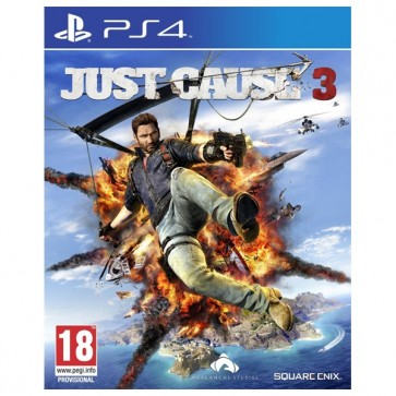 Just Cause 3 D1 Edition PS4