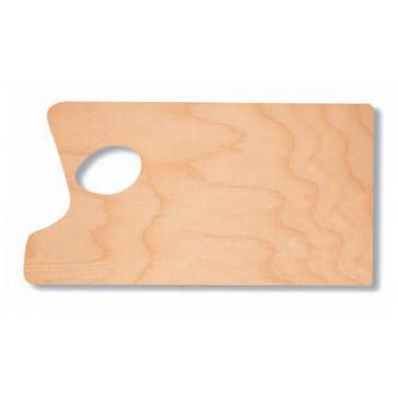 Paleta din lemn pentru pictura, 21 x 39cm, KOH-I-NOOR
