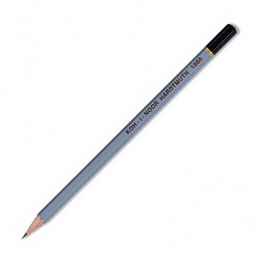 Creion cu mina grafit, 4B, KOH-I-NOOR Gold-Star